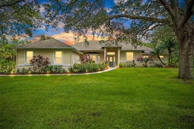 9507 Fleming Grant Road, Micco, FL 32976 (MLS #237267) :: Team Provancher | Dale Sorensen Real Estate