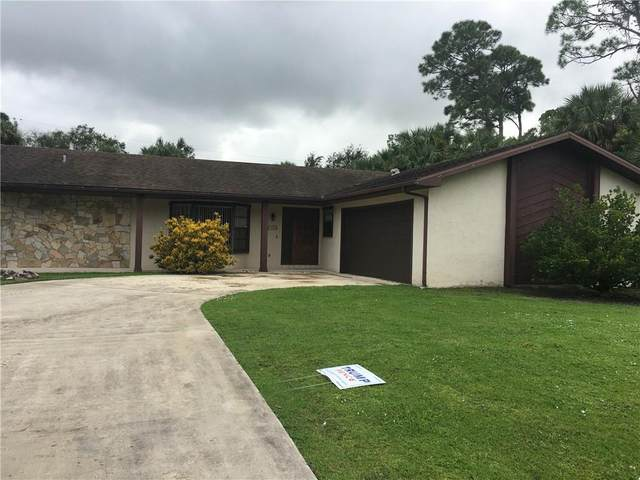 8207 Coquina Avenue, Fort Pierce, FL 34951 (MLS #237281) :: Billero & Billero Properties