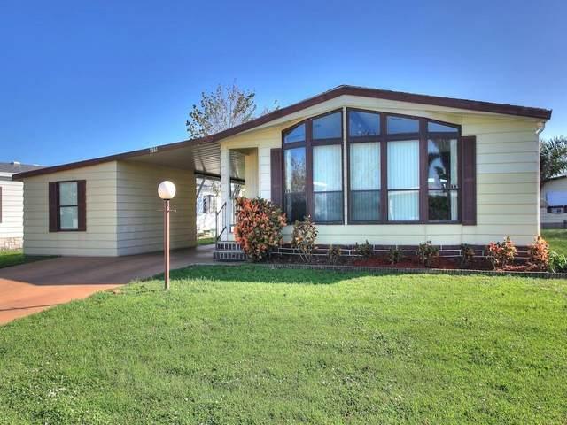825 Periwinkle Circle, Barefoot Bay, FL 32976 (MLS #237328) :: Billero & Billero Properties