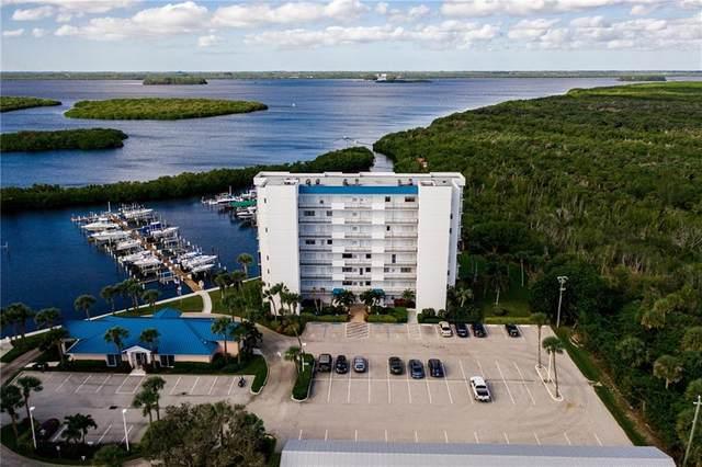 5155 N Highway A1a #413, Hutchinson Island, FL 34949 (MLS #237445) :: Billero & Billero Properties