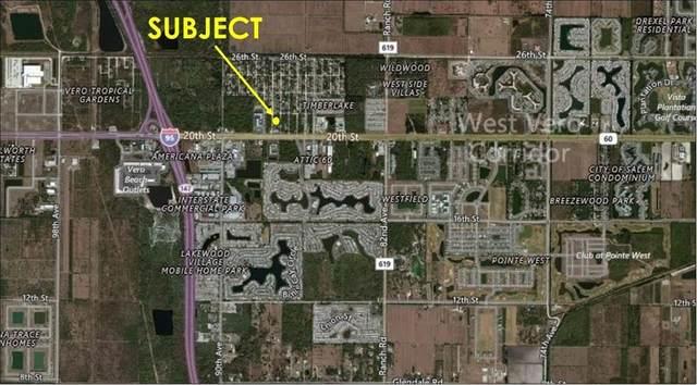 2090 87th Court, Vero Beach, FL 32966 (MLS #237448) :: Team Provancher | Dale Sorensen Real Estate
