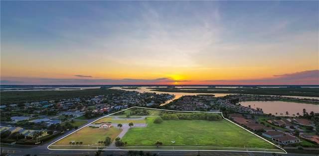 2901 N Highway A1a, Hutchinson Island, FL 34949 (MLS #237452) :: Billero & Billero Properties