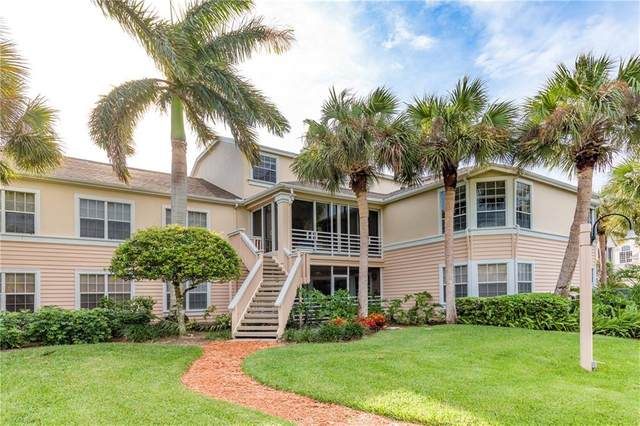 8745 Lakeside Boulevard #106, Vero Beach, FL 32963 (MLS #237461) :: Billero & Billero Properties
