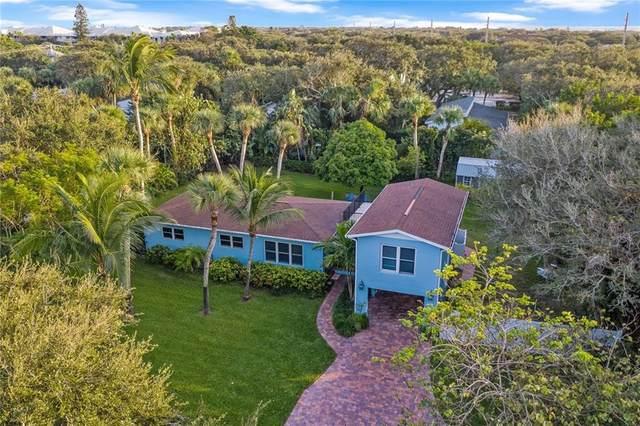908 Coquina Lane, Vero Beach, FL 32963 (MLS #237525) :: Team Provancher | Dale Sorensen Real Estate