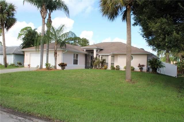 441 Candle Avenue, Sebastian, FL 32958 (MLS #237585) :: Billero & Billero Properties