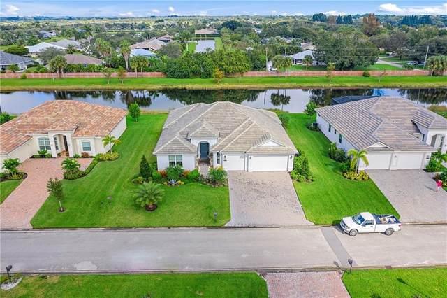 4777 Four Lakes Circle SW, Vero Beach, FL 32968 (MLS #237590) :: Billero & Billero Properties