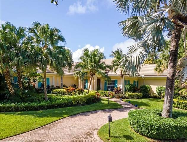 745 Lagoon Road, Vero Beach, FL 32963 (MLS #237620) :: Billero & Billero Properties