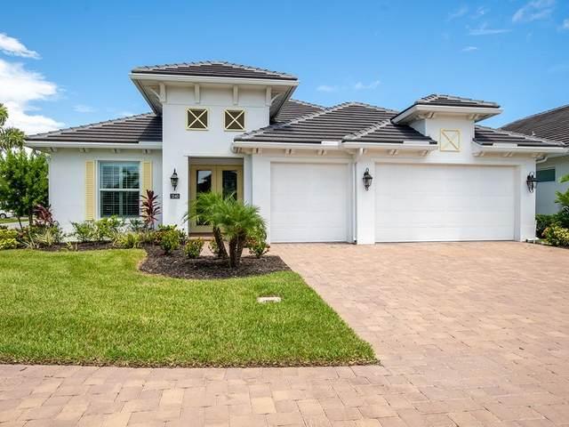 1340 Lilys Cay Circle, Vero Beach, FL 32967 (MLS #237645) :: Team Provancher   Dale Sorensen Real Estate