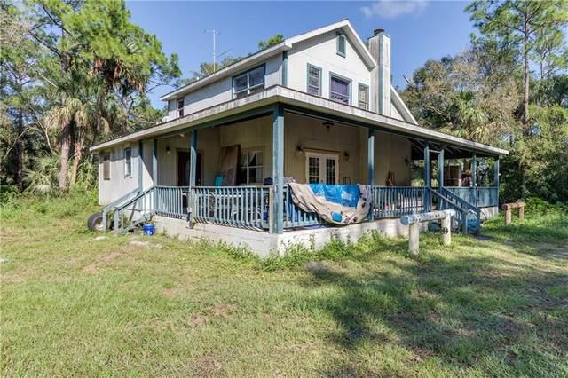 12660 91st Street, Fellsmere, FL 32948 (MLS #237675) :: Billero & Billero Properties
