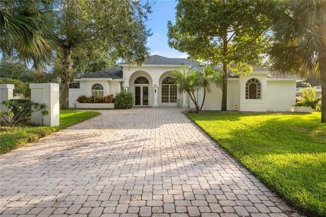 690 Eugenia Road, Vero Beach, FL 32963 (MLS #237680) :: Team Provancher | Dale Sorensen Real Estate