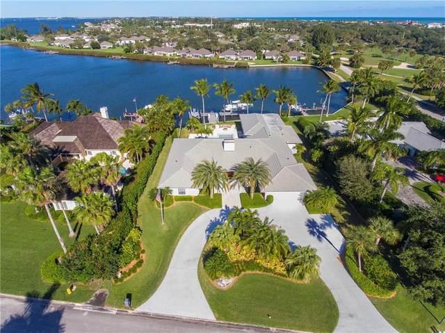 1910 Cutlass Cove Drive, Vero Beach, FL 32963 (MLS #237682) :: Billero & Billero Properties