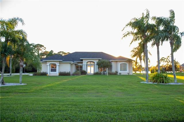 5662 Cypress Creek Drive, Grant Valkaria, FL 32949 (MLS #238751) :: Team Provancher | Dale Sorensen Real Estate