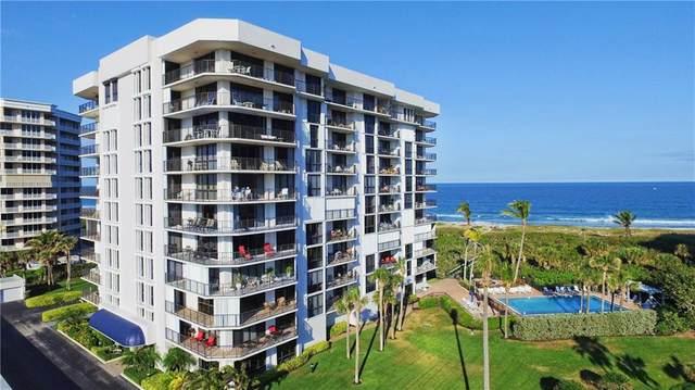 2800 N Highway A1a #203, Hutchinson Island, FL 34949 (MLS #238753) :: Billero & Billero Properties