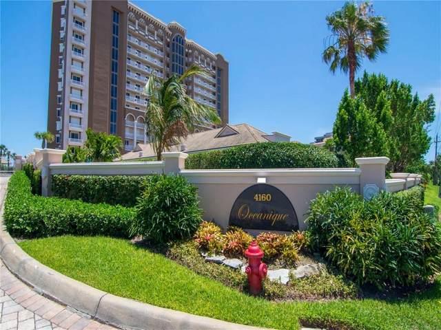 4160 N Highway A1a 801A, Hutchinson Island, FL 34949 (MLS #238766) :: Billero & Billero Properties