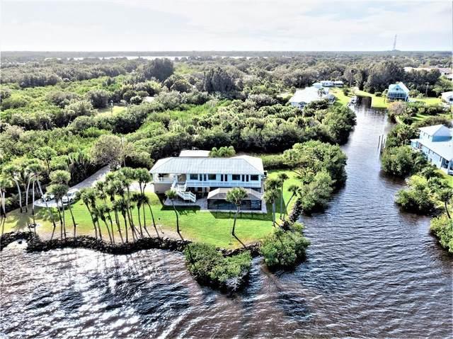 6002 Island Harbor Road, Sebastian, FL 32958 (MLS #238795) :: Billero & Billero Properties