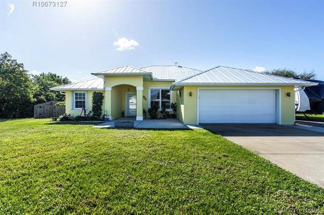 3889 15th Street, Micco, FL 32976 (MLS #238802) :: Team Provancher | Dale Sorensen Real Estate