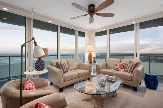 3554 Ocean Drive 904S, Vero Beach, FL 32963 (MLS #238805) :: Billero & Billero Properties