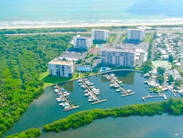 5155 N Highway A1a 614C, Hutchinson Island, FL 34949 (MLS #238833) :: Billero & Billero Properties