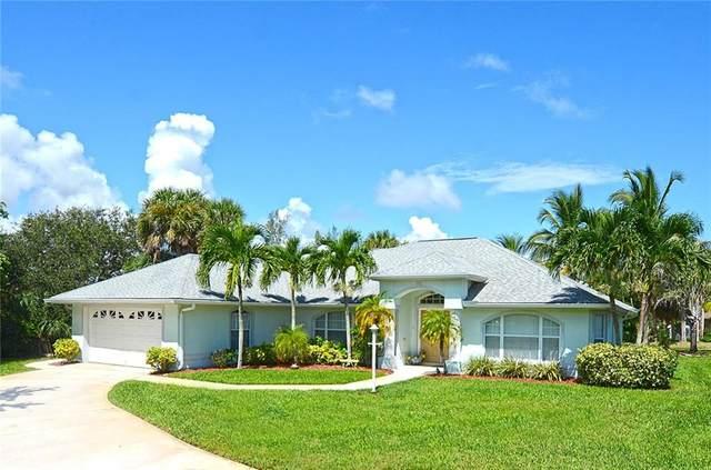 1356 Plato Court, Vero Beach, FL 32963 (MLS #238875) :: Team Provancher | Dale Sorensen Real Estate