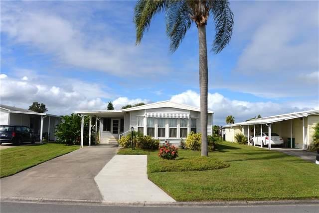1104 Waterway Drive, Barefoot Bay, FL 32976 (MLS #238918) :: Team Provancher | Dale Sorensen Real Estate