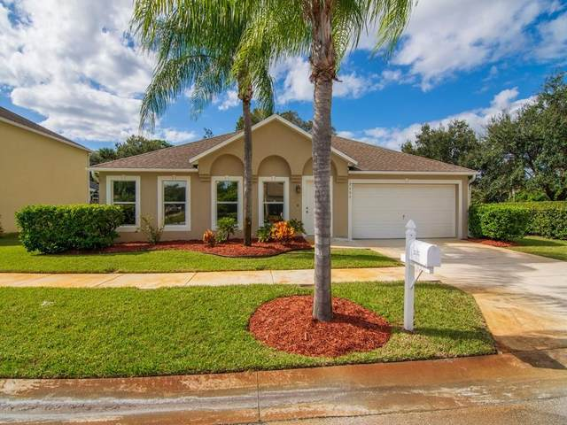 2535 Compass Pointe Drive, Vero Beach, FL 32966 (MLS #238990) :: Team Provancher | Dale Sorensen Real Estate