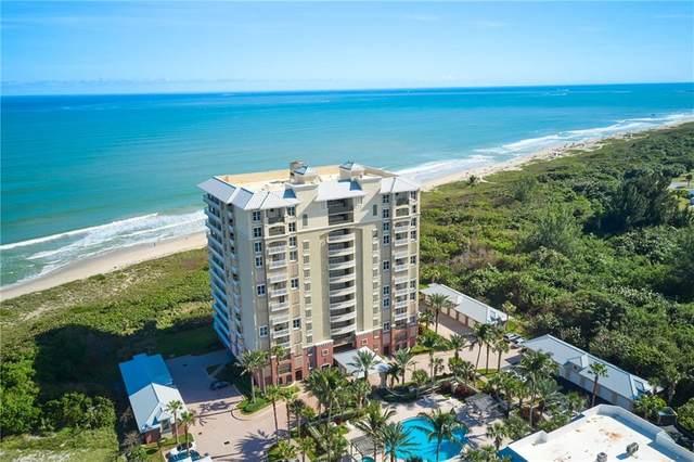 3702 N Highway A1a #502, Hutchinson Island, FL 34949 (MLS #239028) :: Team Provancher | Dale Sorensen Real Estate