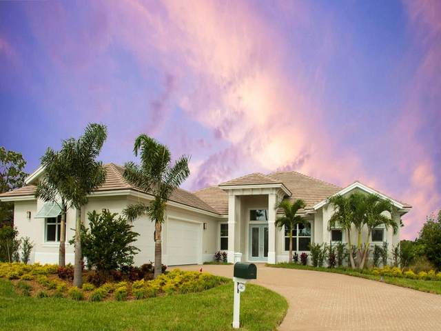 2660 Riverview Court, Vero Beach, FL 32968 (MLS #239048) :: Billero & Billero Properties