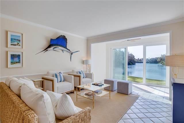 100 Sable Oak Lane #103, Indian River Shores, FL 32963 (MLS #239067) :: Team Provancher | Dale Sorensen Real Estate