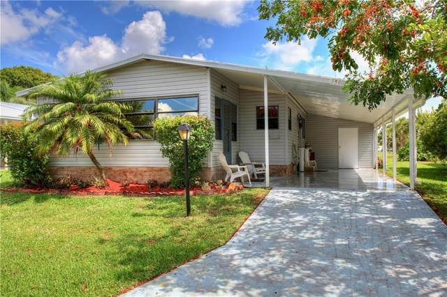 5380 Bannock Street O6, Micco, FL 32976 (MLS #239070) :: Billero & Billero Properties