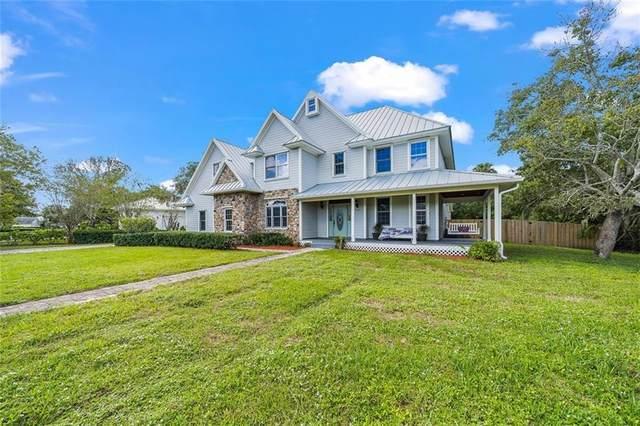 3445 Buckinghammock Trail, Vero Beach, FL 32960 (MLS #239083) :: Billero & Billero Properties