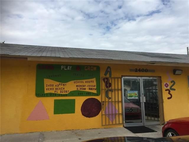 2400 43rd Street, Vero Beach, FL 32967 (MLS #239129) :: Billero & Billero Properties