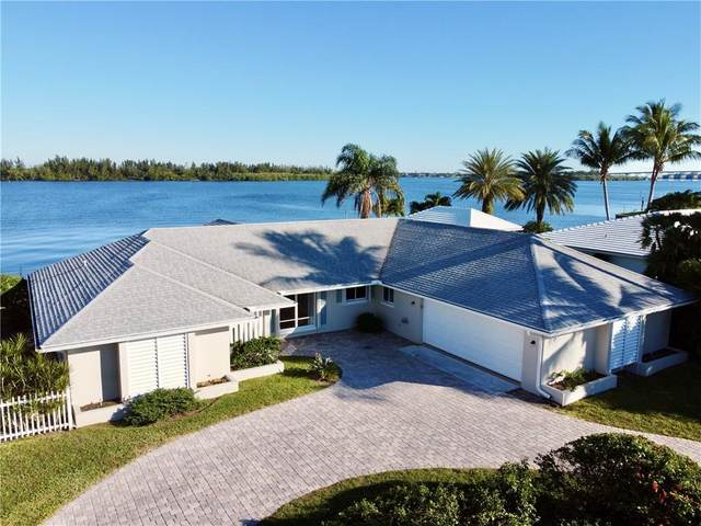 1 Sea Horse Lane, Vero Beach, FL 32960 (MLS #239190) :: Billero & Billero Properties