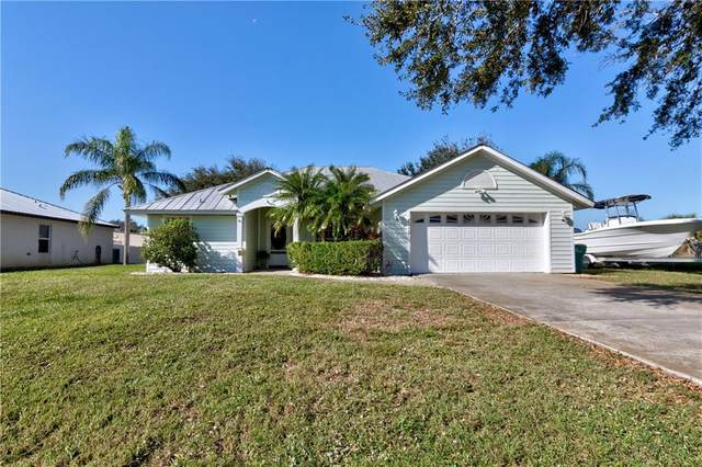 8810 Central Avenue, Micco, FL 32976 (MLS #239199) :: Team Provancher | Dale Sorensen Real Estate