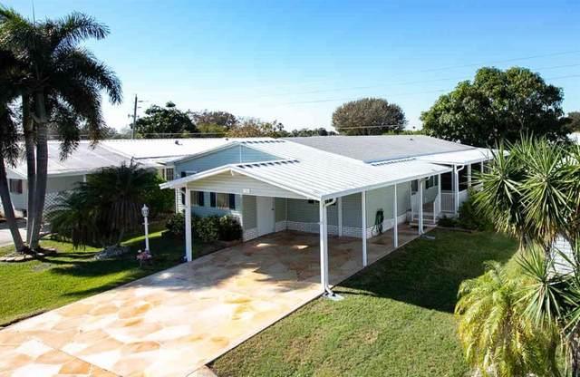 7556 Niantic Avenue W5, Micco, FL 32976 (MLS #239206) :: Team Provancher | Dale Sorensen Real Estate