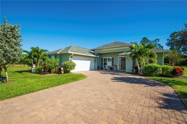 922 Yearling Trail, Sebastian, FL 32958 (MLS #239270) :: Billero & Billero Properties