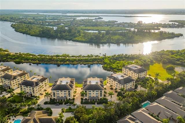 9043 Somerset Bay Lane #402, Vero Beach, FL 32963 (MLS #239309) :: Team Provancher | Dale Sorensen Real Estate