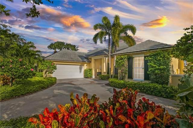 724 Grove Place, Orchid Island, FL 32963 (MLS #239321) :: Team Provancher | Dale Sorensen Real Estate