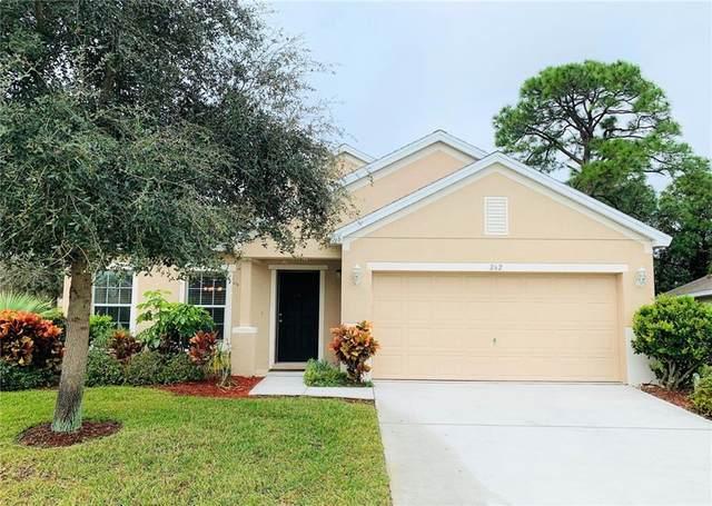 262 Briarcliff Circle, Sebastian, FL 32958 (MLS #239347) :: Billero & Billero Properties