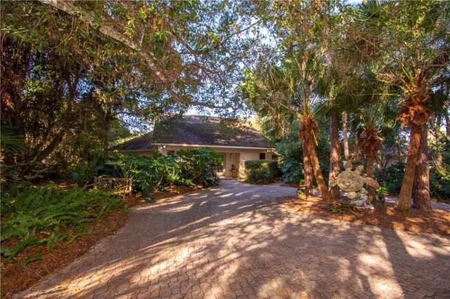 407 43rd Avenue SW, Vero Beach, FL 32968 (MLS #239450) :: Team Provancher   Dale Sorensen Real Estate