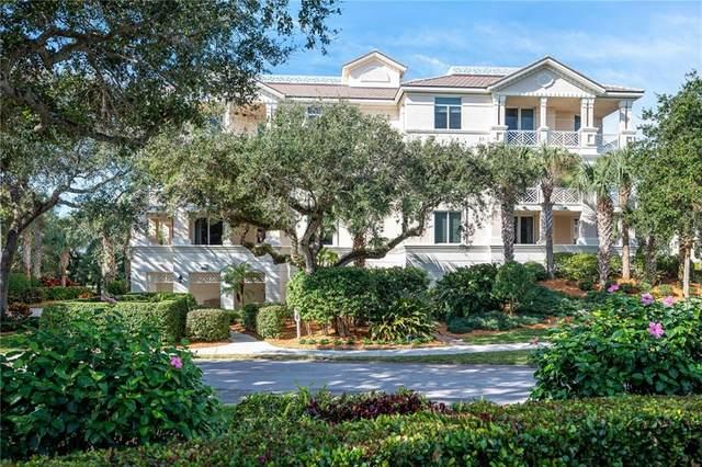 601 N Swim Club Drive Ph-A, Indian River Shores, FL 32963 (MLS #239492) :: Team Provancher | Dale Sorensen Real Estate