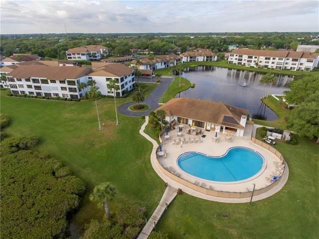 6165 S Mirror Lake Drive #309, Sebastian, FL 32958 (MLS #239620) :: Team Provancher | Dale Sorensen Real Estate