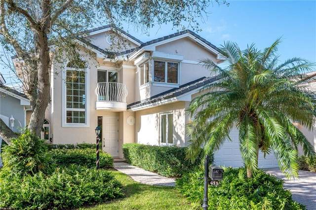 411 N Peppertree Drive, Vero Beach, FL 32963 (MLS #239689) :: Team Provancher | Dale Sorensen Real Estate