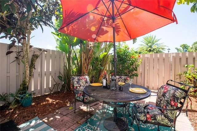 2155 Galleon Drive F1, Vero Beach, FL 32963 (MLS #239711) :: Team Provancher | Dale Sorensen Real Estate