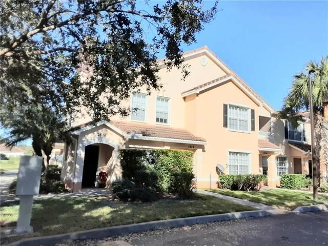 2536 57th Circle #2536, Vero Beach, FL 32966 (MLS #239750) :: Team Provancher | Dale Sorensen Real Estate