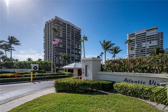5047 N Highway A1a #306, Hutchinson Island, FL 34949 (MLS #239788) :: Billero & Billero Properties