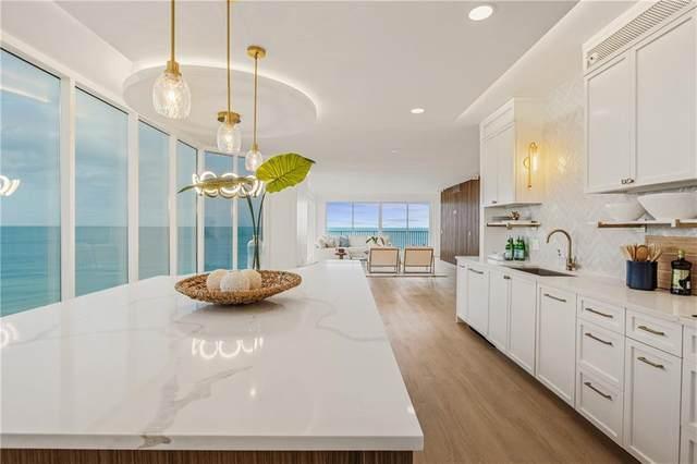 4400 N Highway A1a 8N, Hutchinson Island, FL 34949 (MLS #239802) :: Billero & Billero Properties