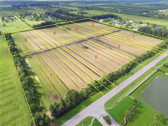 5205 SW 13TH ST, Vero Beach, FL 32968 (MLS #239805) :: Team Provancher   Dale Sorensen Real Estate