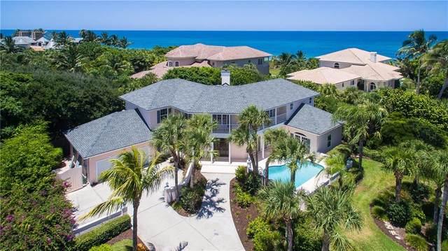 917 Holoma Drive, Vero Beach, FL 32963 (MLS #239808) :: Team Provancher   Dale Sorensen Real Estate