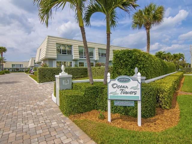 2703 Ocean Drive 2A, Vero Beach, FL 32963 (MLS #239820) :: Billero & Billero Properties