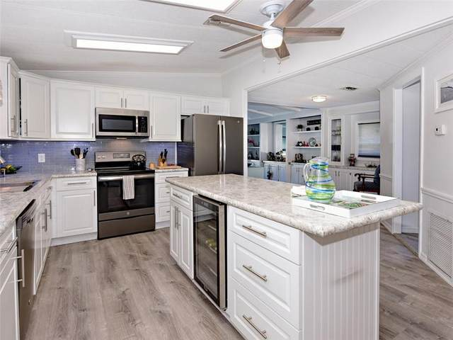 1200 Marigold Drive, Barefoot Bay, FL 32976 (MLS #239849) :: Team Provancher | Dale Sorensen Real Estate